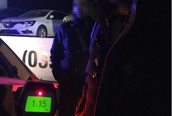 """П'яний водій влаштував ДТП на """"БАМі"""". Є потерпілі"""