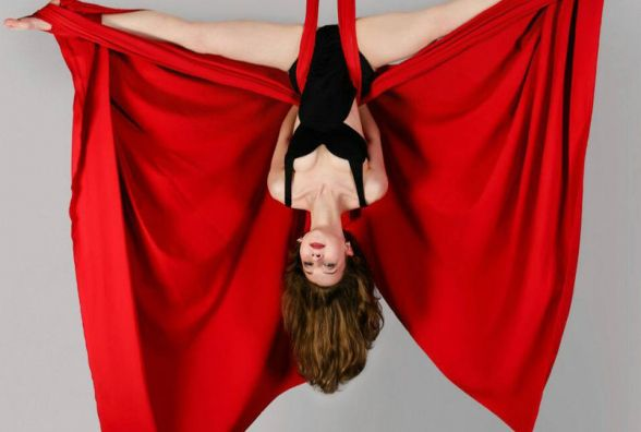 У Тернополі майже півсотні гімнастів танцюватимуть в повітрі
