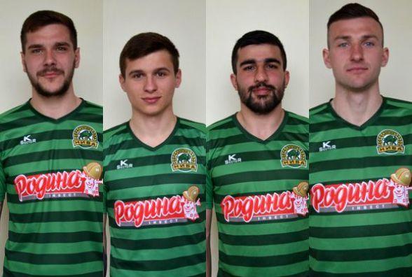 """Тернопільську """"Ниву"""" залишили чотири футболісти"""