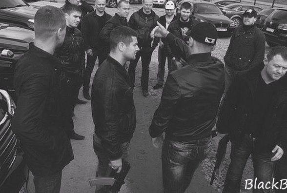 """Чоловік на """"102"""" заявив, що братва на шістдесятьох джипах спалить всі банки в Тернополі"""