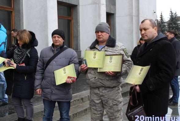 Двум задержанным у Рады во время сноса палаток объявлено о подозрении, - Крищенко - Цензор.НЕТ 5779