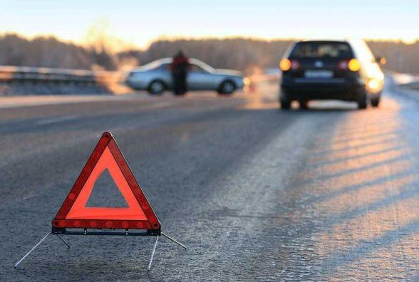 У Тернополі шукають водія темної «дев'ятки», який збив перехожу