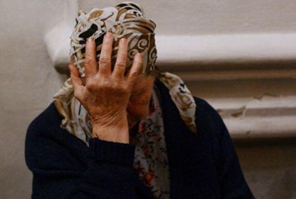 На Тернопільщині напали на 89-річну бабусю