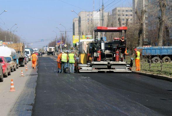 Буде сприятлива погода, будуть ремонтувати тернопільські дороги
