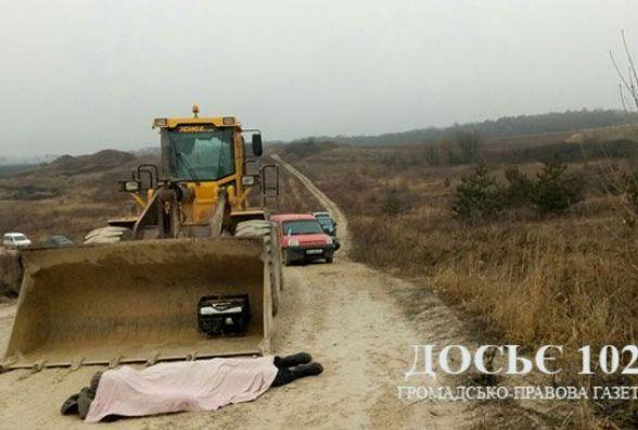 На Тернопільщині молодий чоловік загинув під колесами  навантажувача