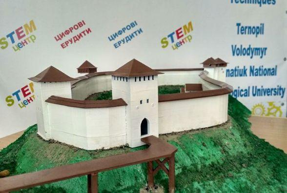 Замки Тернопільщини створили у 3D (фото)
