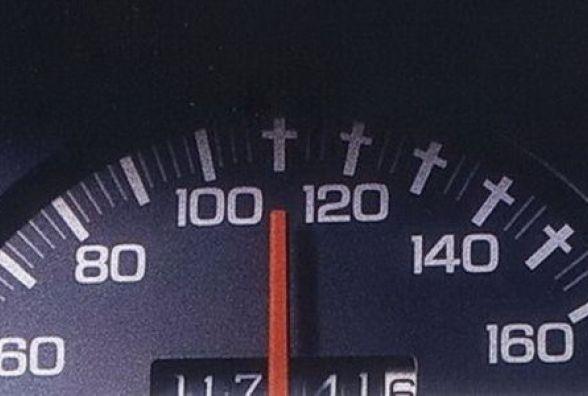 Чи штрафують вже копи за перевищення швидкості в Тернополі?