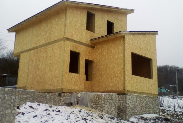 Як збудувати будинок за тиждень