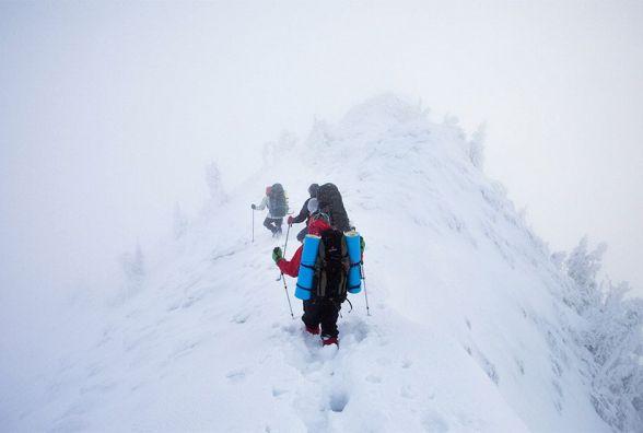 УКарпатах під час сходження нагору Піп Іван загинув турист