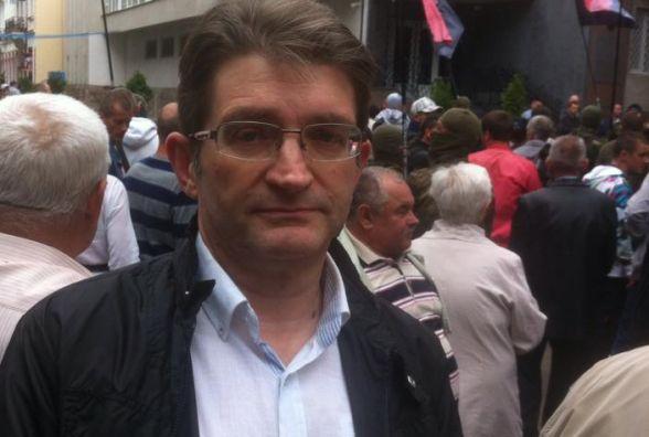 Помер відомий тернопільський журналіст і депутат Григорій Бурбеза