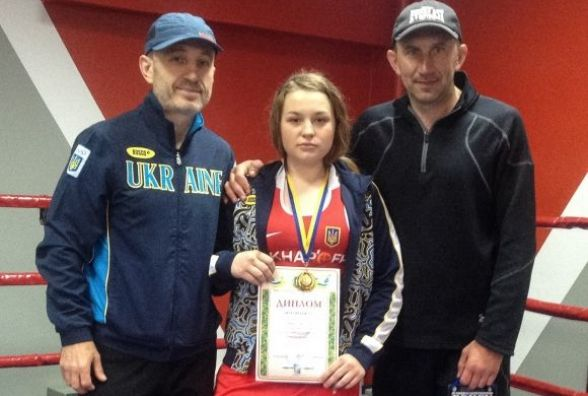 Тернополянка виступить на чемпіонаті Європи з боксу у Італії