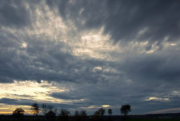 Погода у Тернополі 17 квітня. Уночі +10, вдень +21