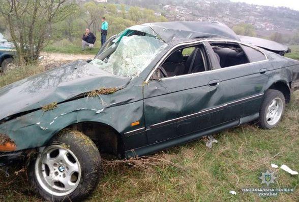 Водій скоїв аварію і надурив поліцію, злякавшись відповідальності