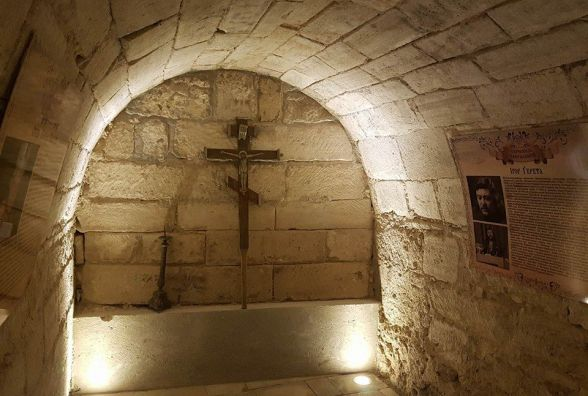 Під Катедрою відкрили музей-крипту