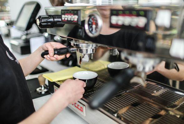 Магазин кави-кав'ярня СКАВАРІДКА тримає марку кращого закладу серед кав'ярень Тернополя (новини компаній)