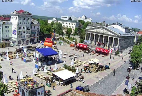 У Тернополі розпочинають сезон фестивалів. У травні буде три