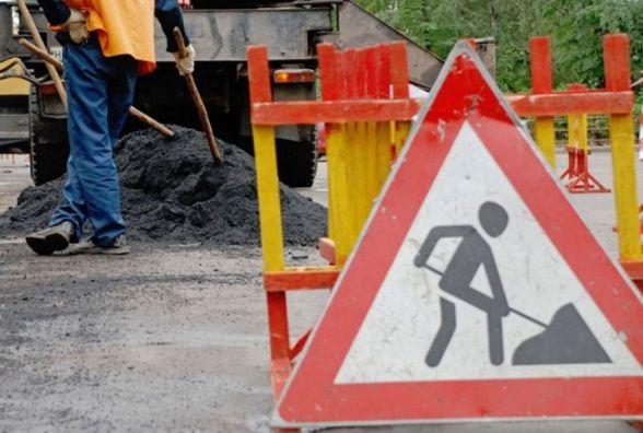 Частина дороги на проспекті Злуки два дні буде перекрита