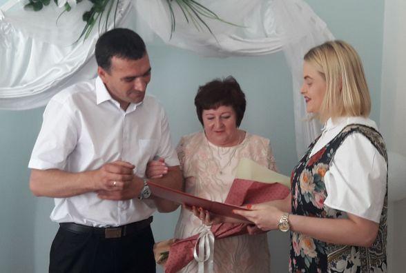 Свою долю боєць знайшов у госпіталі. Одружились – днями у Тернополі