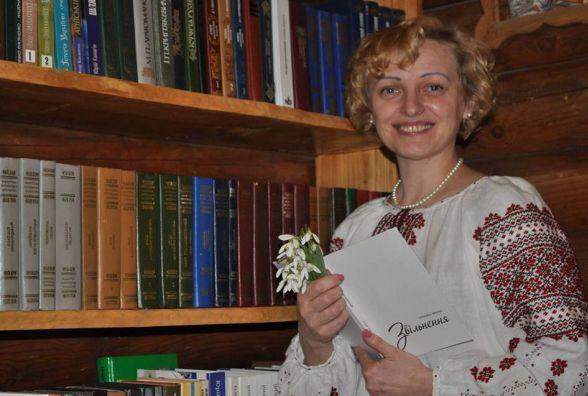 Які вишиванки одягає письменниця Наталка Михно