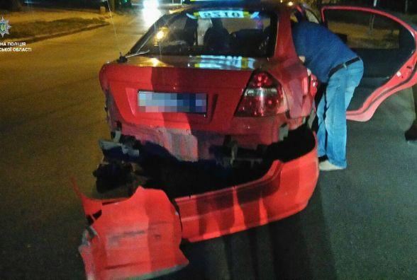 """На """"Східному"""" через п'яного водія нігерієць отримав травми"""