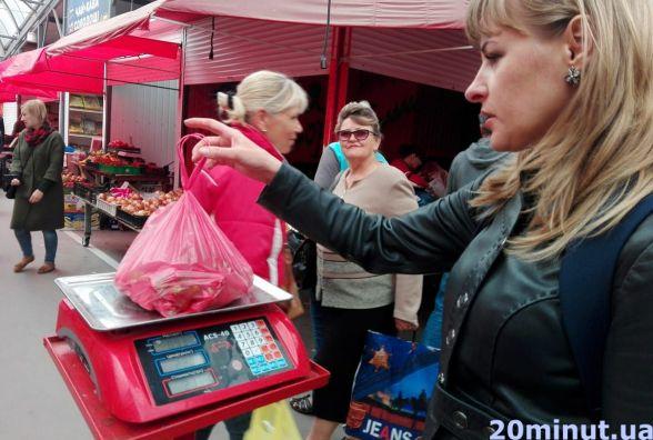 Кого обважують продавці на продуктовому ринку: себе чи покупців?