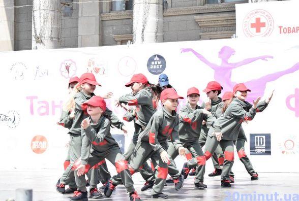У Тернополі триває танцювальний фестиваль. Ви ще встигаєте