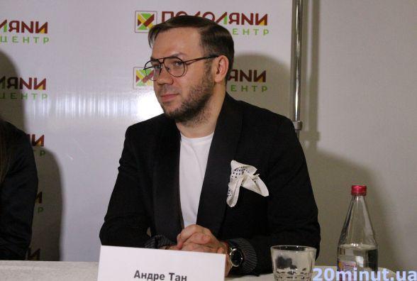 Андре Тан розповів секрет, що має зробити жінка, щоб чоловік купив їй і сукню, і до сукні