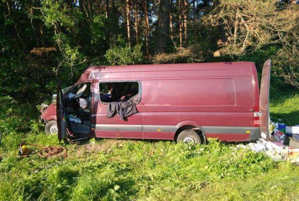 На трасі Київ-Чоп у ДТП загинули шестеро заробітчан, які повертались з Чехії
