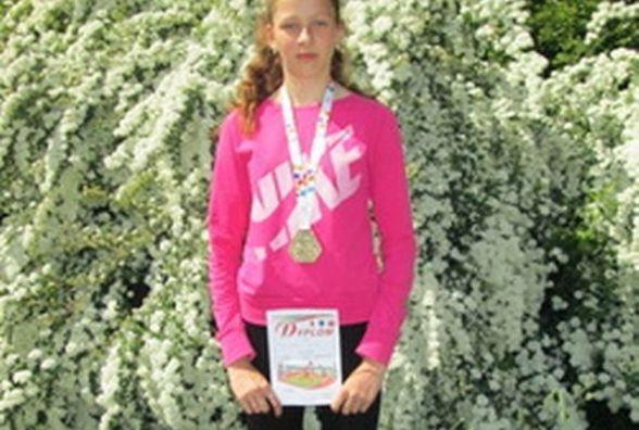 Легкоатлетка зі Зборова перемогла на Міжнародному турнірі у Польщі