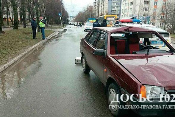 Суд залишив за ґратами водія, який на Тарнавського збив насмерть пенсіонера