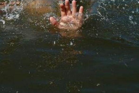 На Тернопільщині втопилась дитина