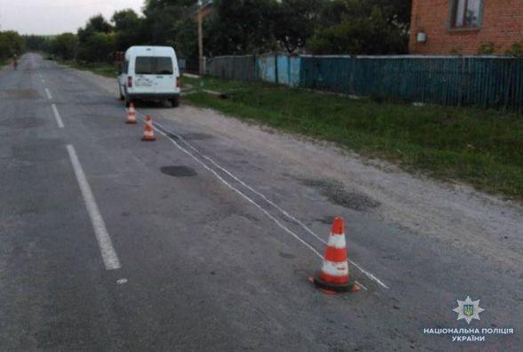 У аварії на Монастирищині загинув пенсіонер