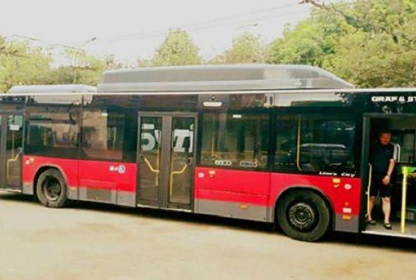Тернопіль уже має перший низькопідлоговий автобус