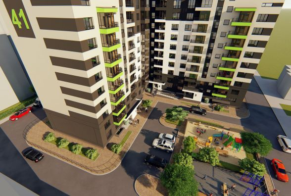 Компанія Креатор-Буд розпочинає будівництво нового житлового комплексу на вулиці Новий світ (новини компаній)