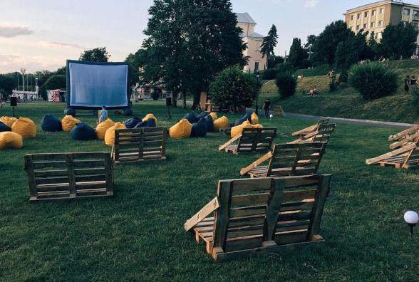 Поблизу набережної Ставу безкоштовно покажуть фільми просто неба