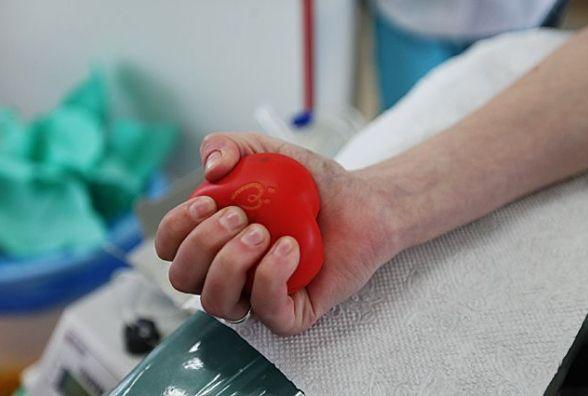 2 100 літрів крові від початку року здали в Тернополі