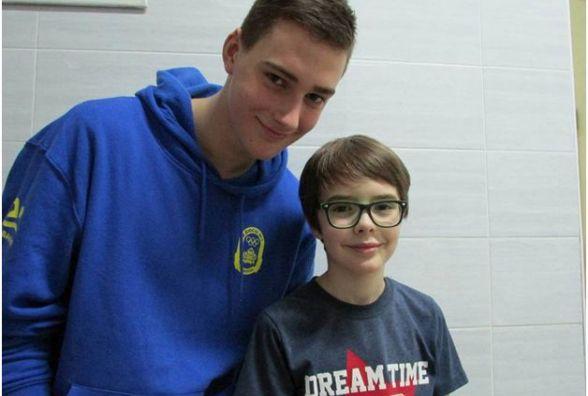 Тернопільський школяр-плавець мріє перемогти на Олімпійських іграх