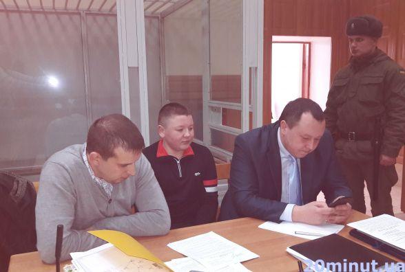 Василя Гнатюка не відпустили під домашній арешт. Він буде за гратами, вирішив суд