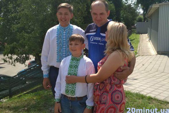 Олег Бачинський втратив ногу під час жнив на полі, але не здався