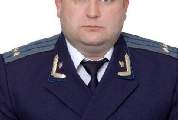 Заступника прокурора Тернопільської області звільнили з роботи