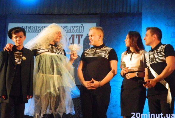 Учасник «МастерШеф. Підлітки» Славко Вархоляк «одружився» на сцені