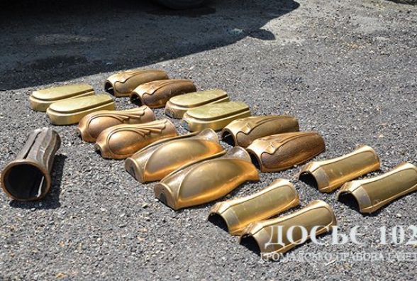 Гроші за крадені метали з Микулинецького цвинтаря тратив  на наркотики