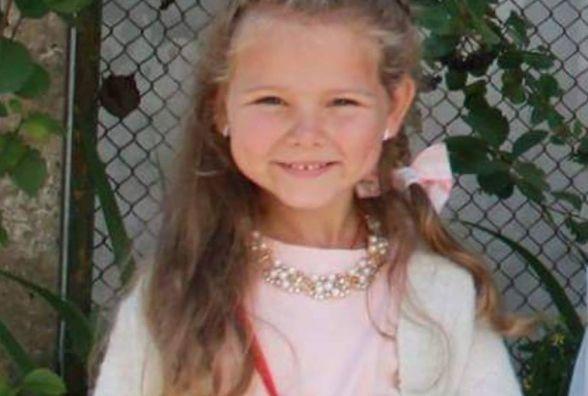 Померла 5-річна Вікуся, яка травмувалась в ДТП за участю військового авто
