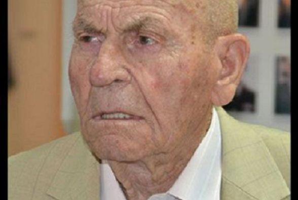 У свій 98-ий день народження помер ветеран органів внутрішніх справ Микола Коннов