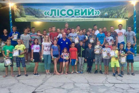 Тернопільські борці завершили двотижневий тренувальний збір