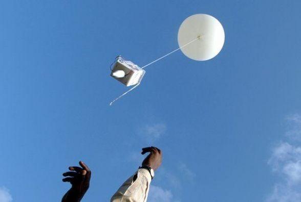 Учні чотирьох шкіл Тернопільщини  запустять в небо електронні аеронавти