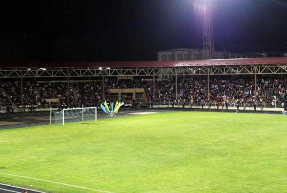 На Тернопільському міському стадіоні зіграє збірна учасників АТО