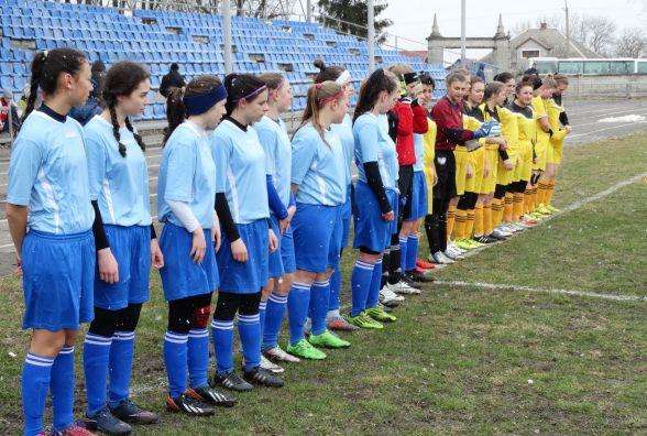 У Тернополі відбудеться чемпіонат України з футболу серед 16-річних дівчат