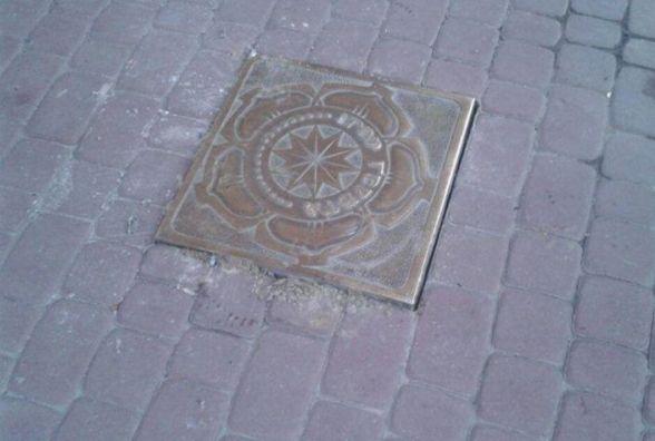 У Тернополі з алеї викрали бронзову зірку Ігоря Герети