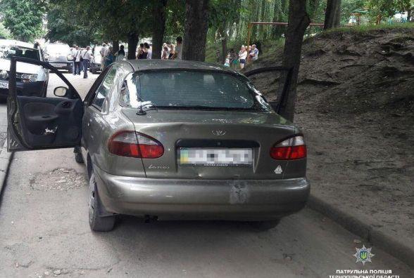 У Тернополі велосипедист збив жінку і втік